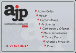 AJP CORREDURIA DE SEGUROS