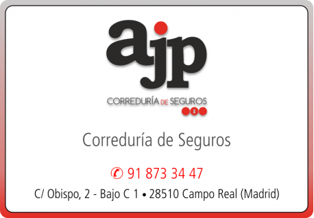 AJP CORREDURIA DE SEGUROS CAMPO REAL