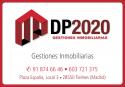 DP2020 SERVICIOS INMOBILIARIOS