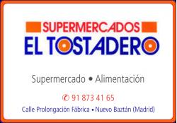 EL TOSTADERO GASCUEÑA SUPERMERCADO ALIMENTACION NUEVO BAZTAN