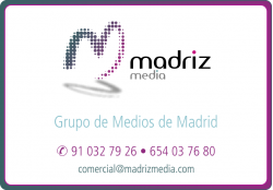 GRUPO MADRIZ MEDIA MEDIOS COMUNICACION EMPRESAS IMAGEN SONIDO PRENSA MADRID