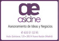 ASIDNE ASESORAMIENTO DE IDEAS Y NEGOCIOS