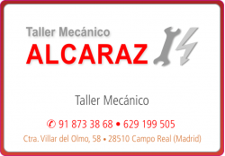 TALLER MECANICO ALCARAZ CAMPO REAL