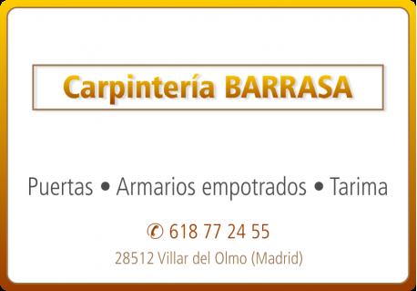 CARPINTERIA BARRASA PUERTAS ARMAROS EMPOTRADOS TARIMA
