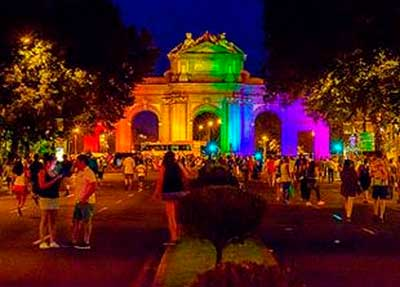 "Villalbilla se convierte en ""gay friendly"" con motivo del World Pride"