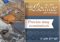 TODO EN BOLILLOS POR ENCARGO