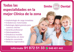 CLINICA SMILE DENTAL EUROVILLAS DENTISTA