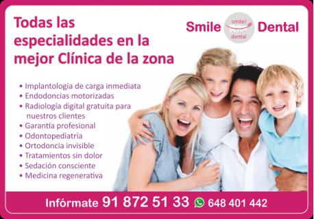 CLINICA SMILE DENTAL EUROVILLAS DENTISTA