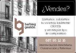 BARBING GESTION INMOBILIARIA CONSTRUCCION Y REFORMAS