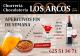 LOS ARCOS CHURRERIA CHOCOLATERIA EUROVILLAS NUEVO BAZTAN MADRID