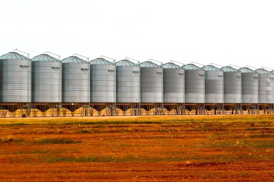 vaciado de silos
