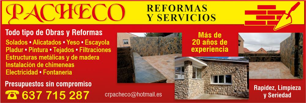 PACHECO Reformas y Construciones