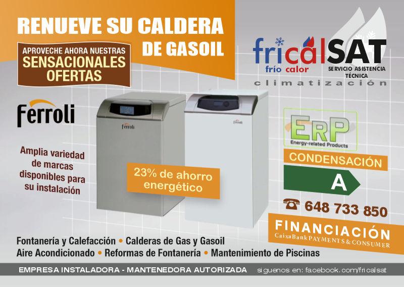 Fricalsat Servicio Técnico de Calderas y Climatización