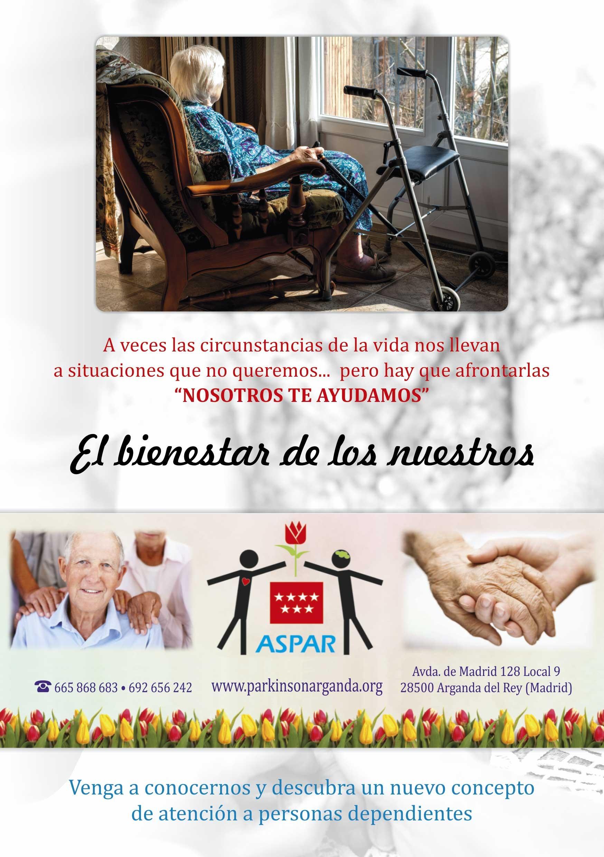Aspar Centro de Dia y Rehabilitacion Arganda